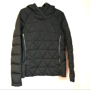 Lululemon Fluffed Up Pullover Jacket Black